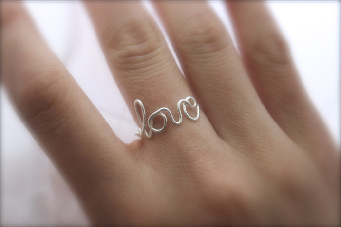 Love Ring - Designed By Lei