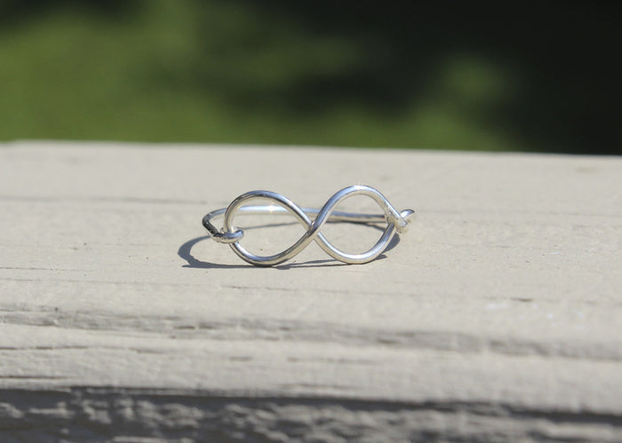 Infinity Ring - Designed By Lei