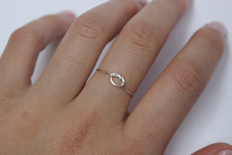 Knot Ring - Designed By Lei