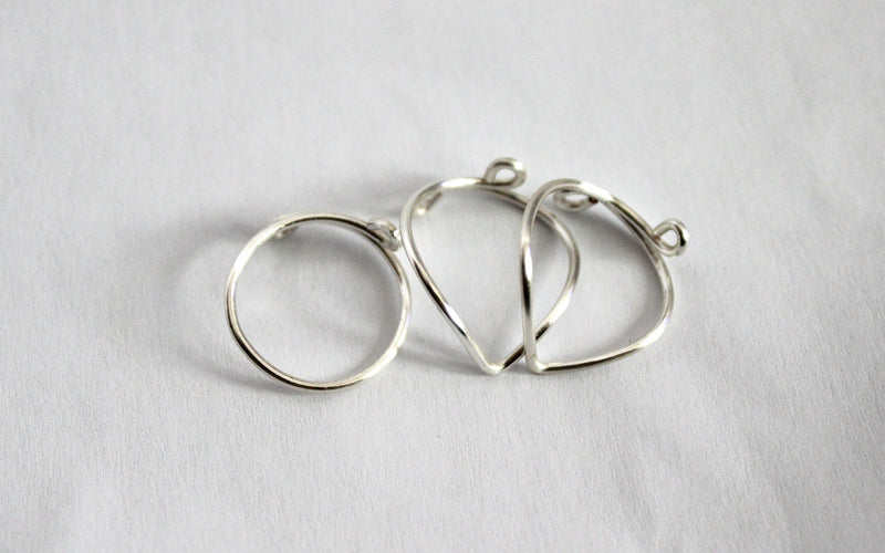 Knuckle Ring Set of 3 - Designed By Lei