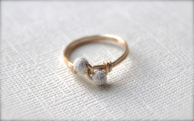 Love Knot Ring - Designed By Lei