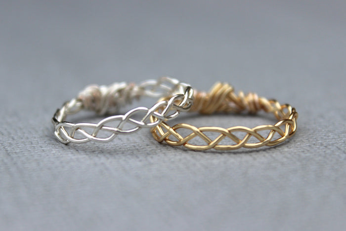 Braided Bands - Designed By Lei
