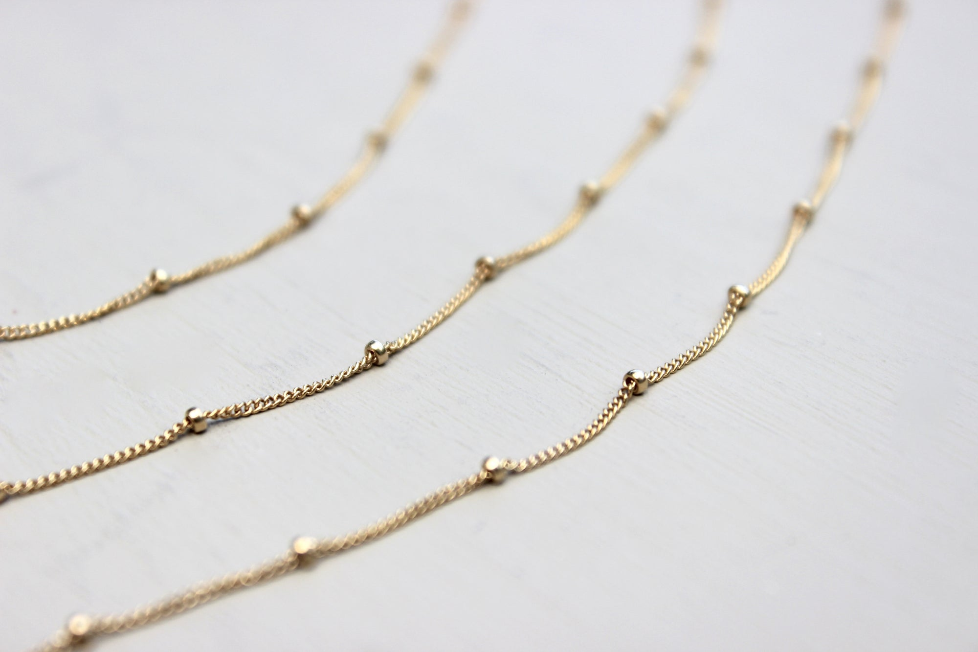 necklace simple products james chain monogram kiel patrick gold font