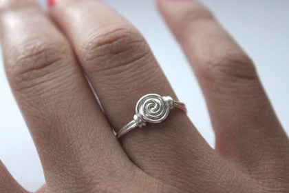 Rosette Ring - Designed By Lei