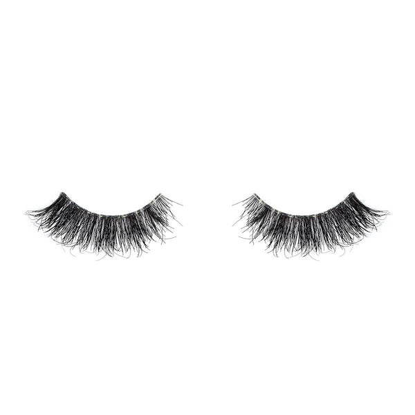 DEL02 Double Stacked Eyelash, Mayhem - truefictioncosmetics.com  - 1