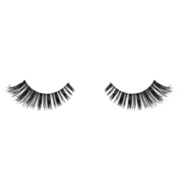DEL06 Double Stacked Eyelash, Greedy Girl - truefictioncosmetics.com  - 1