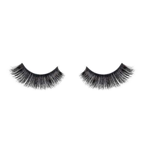 DEL09 Double Stacked Eyelash, Selfie - truefictioncosmetics.com  - 1