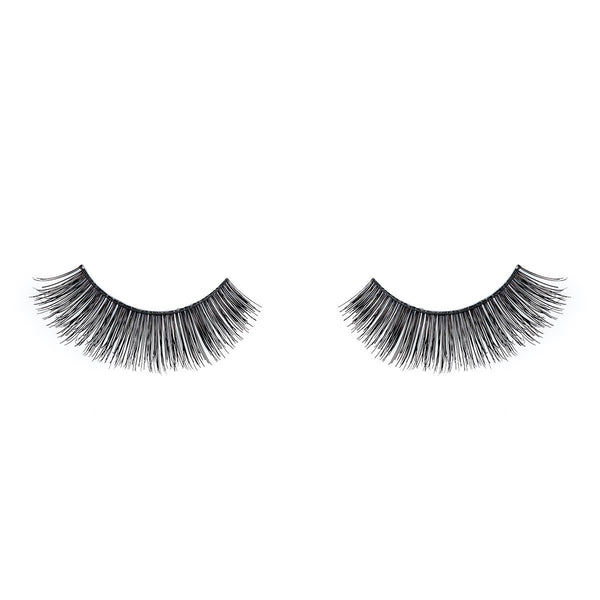 DEL10 Double Stacked Eyelash, Wannabe - truefictioncosmetics.com  - 1
