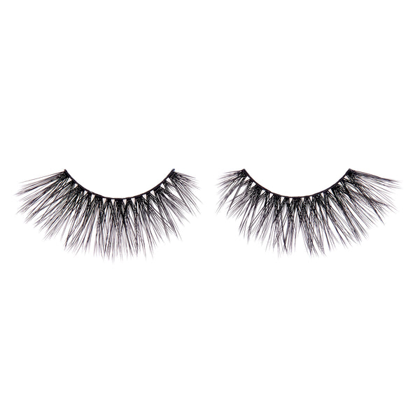 KSE09 KOREAN SILK EYELASHES - SUNSET STRIPS
