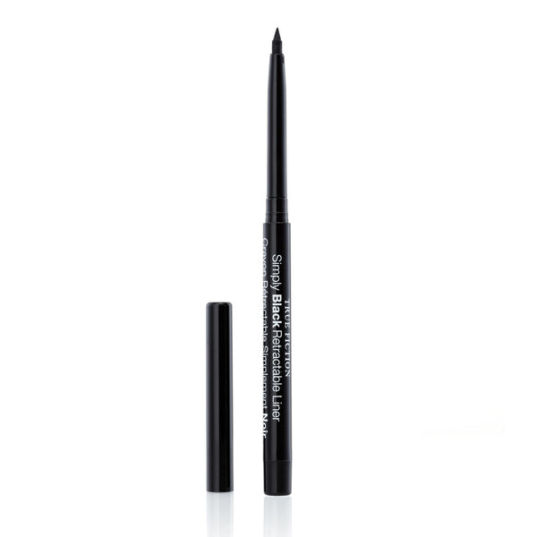 Simply Black Retractable Liner with Sharpener - truefictioncosmetics.com  - 1