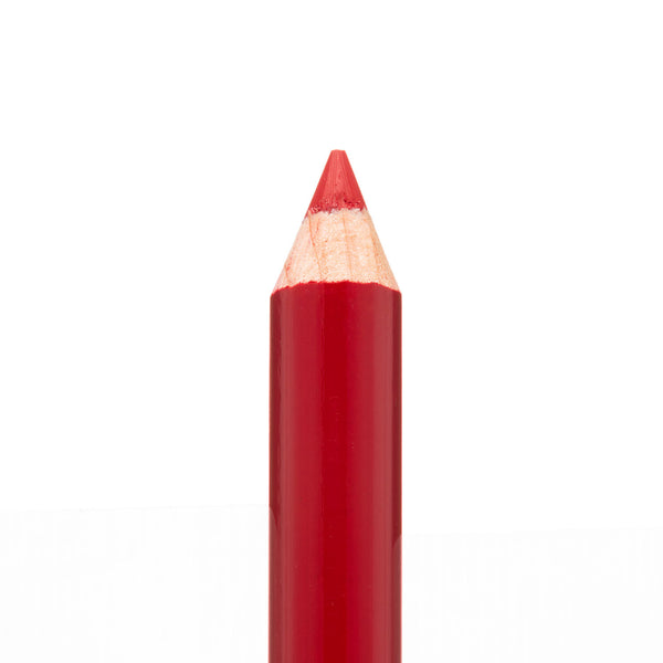 Lip Liner Pencil, Bold Red LP01 - truefictioncosmetics.com  - 2