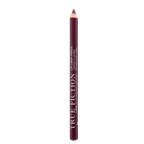 Lip Liner Pencil, Blackberry LP02 - truefictioncosmetics.com  - 1