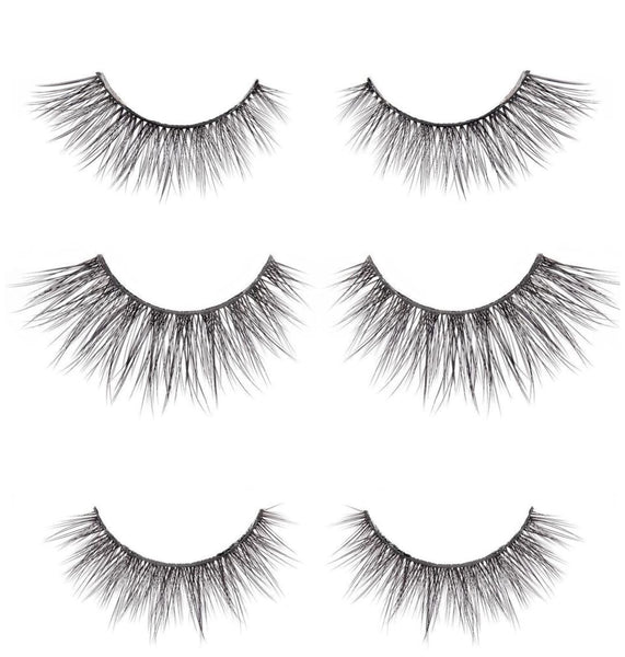 Korean Silk Lash Trio Bundle