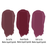 'Fall' Into Lip-Love Liquid Lipstick Trio Bundle