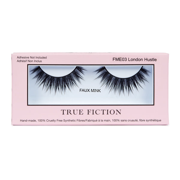 FME03 FAUX MINK EYELASH - LONDON HUSTLE