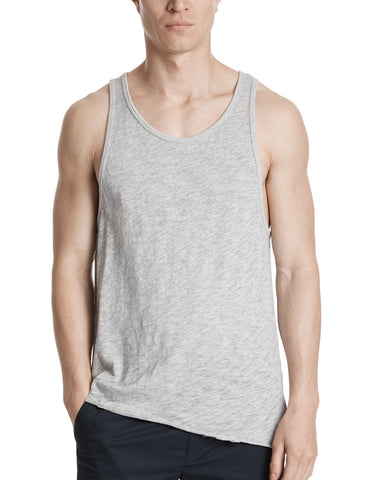 color:Heather Grey|alt:ATM Slub Jersey Tank
