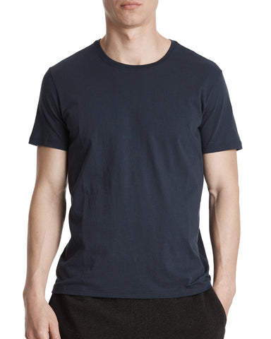 color:Midnight|alt:ATM Classic Jersey Crew Neck Tee