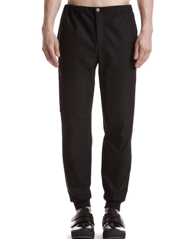 color:Black|alt:ATM Patch Pocket Pant