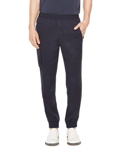 Tencel Cargo Pull-On Pant