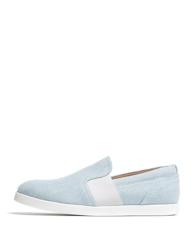 color:Bleached Indigo|alt:ATM Hampton Slip-On Sneaker