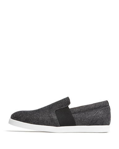 color:Black Indigo|alt:ATM Hampton Slip-On Sneaker