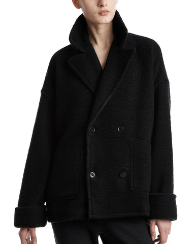 color:Black|alt:ATM Boucle Peacoat