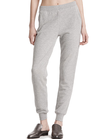 color:Heather Grey|alt: ATM French Terry Slim Sweat Pant