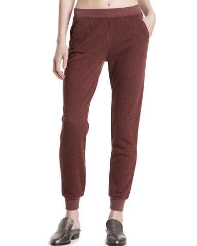 color:Brown Stone|alt:ATM French Terry Sweat Pants