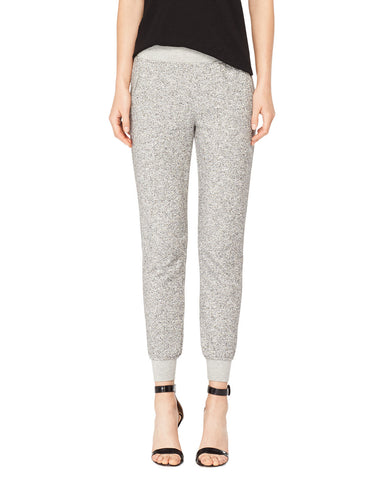 Sparkle Cotton French Terry Sweat Pants