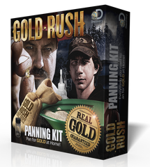 1 lb Original Gold Rush Panning Kit