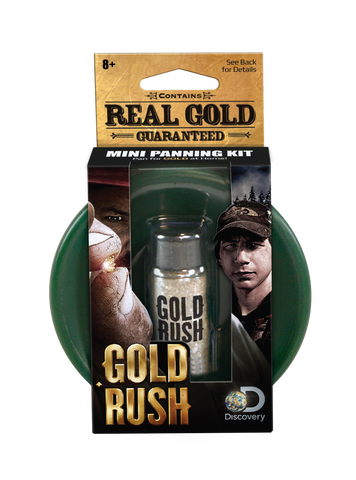 Mini Gold Panning Kit