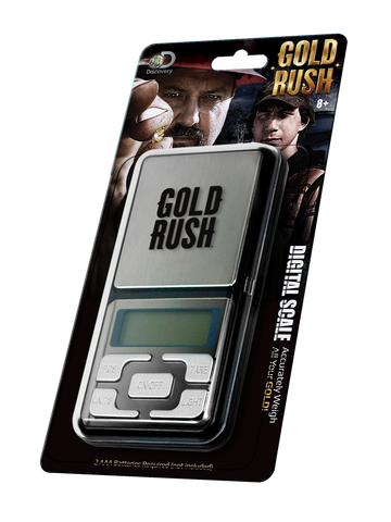 Gold Rush Scale