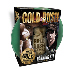 1/2 lb Gold Rush Panning Kit