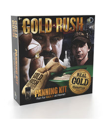 1 lb Deluxe Gold Rush Panning Kit