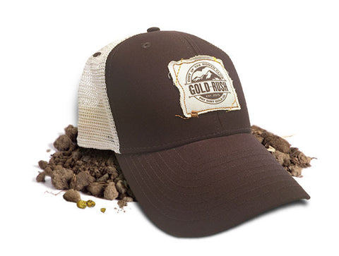 Gold Rush Dirt of the Month Club Hat