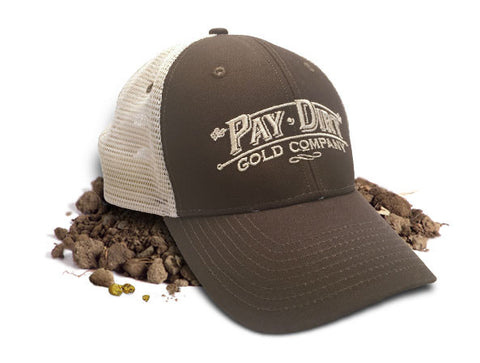 Official PDG Hat - Green