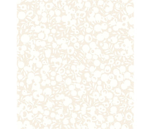 Oyster White 5678 - Liberty Wiltshire Shadow Collection Cotton Fabric