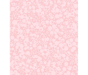 Rose Pink 5687 - Liberty Wiltshire Shadow Collection Cotton Fabric