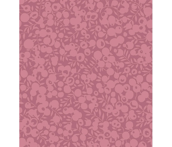 Rhododendron 5690 - Liberty Wiltshire Shadow Collection Cotton Fabric