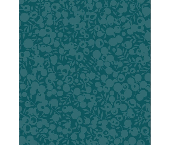 Azure 5704 - Liberty Wiltshire Shadow Collection Cotton Fabric