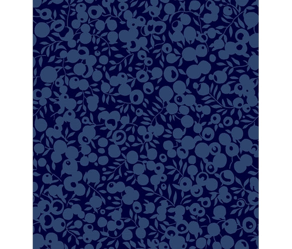 Midnight Ink 5706 - Liberty Wiltshire Shadow Collection Fabric Felt