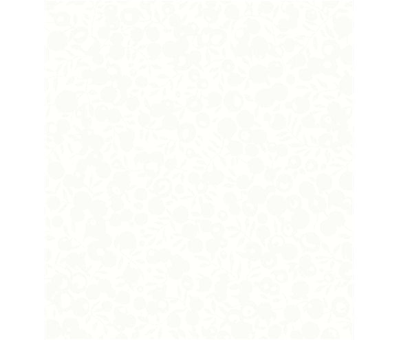 White 5715 - Liberty Wiltshire Shadow Collection Fabric Felt