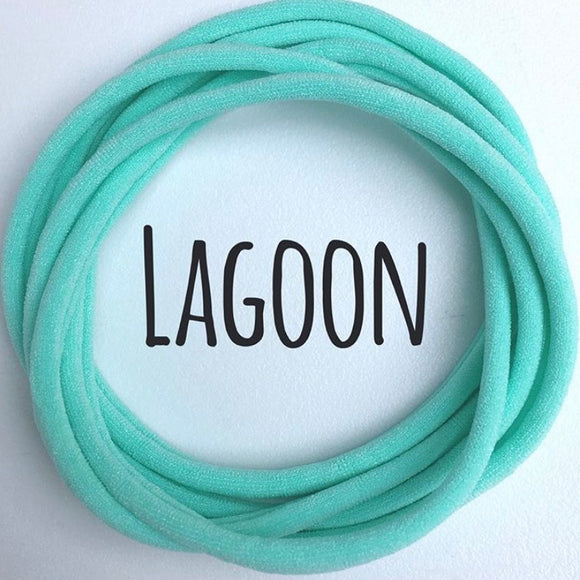Lagoon - Dainties by Nylon Headbands