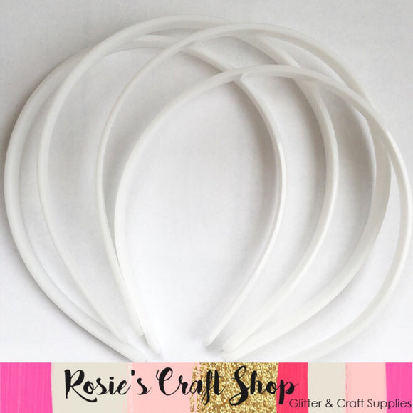 Plain Alice Band (For Weaving) - Rosie's Craft Shop Ltd