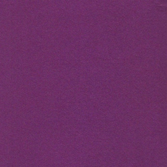 Purple Rain Wool Blend Felt