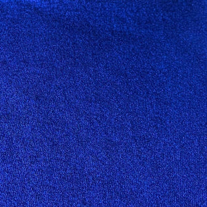Blue Metallic Stretch Iron On Vinyl HTV