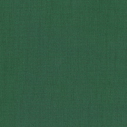 Emerald - Moondust - Robert Kaufman Lurex Cotton Fabric
