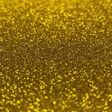 Gold Glitter Iron On Vinyl HTV