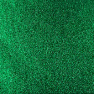 Green Metallic Stretch Iron On Vinyl HTV