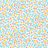 Floral Pattern - Bees Knees - Robert Kaufman